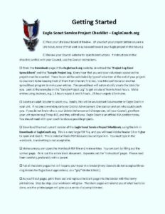 eagle-scout-service-project-checklist